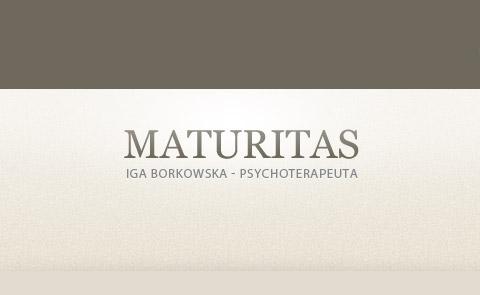 Maturitas Iga Borkowska
